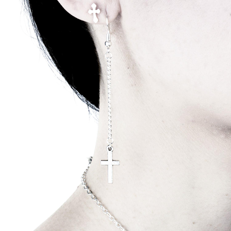 tolle sorten exquisite handwerkskunst billiger Verkauf Ohrhänger Preacher
