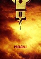Preacher - Serien-Bild zu den Kreuz Ohrringen