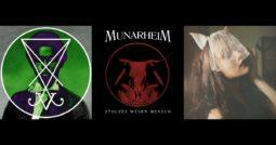Gothic Alben: Zeal Ardor, Munarheim, Tangled Memories