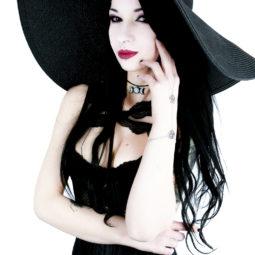 Pentagramm Armband Eiskaltes Pentagrämmchen - Gothgirl