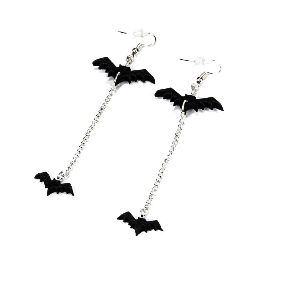 Fledermaus Ohrringe Flatterviecher - Produktbild