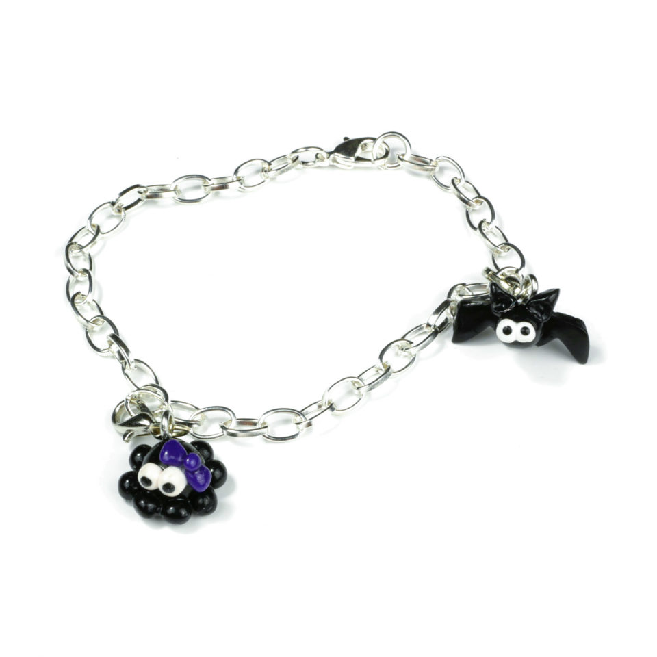 Gothic Armband Spooky Pets