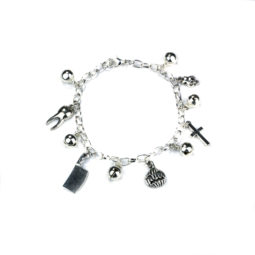 Halloween Bracelet Trick or Treat - Product Picture
