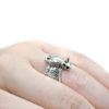 Fledermaus Ring Flederring- Gothic Girl