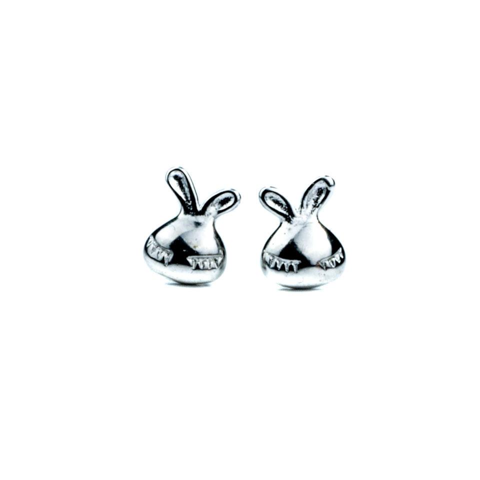 Gothic Hasen- Ohrringe - Mein Name ist Hase - Produktbild