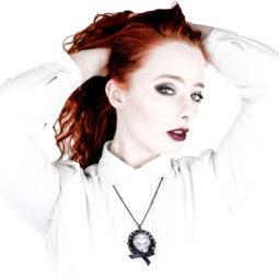 Gothic Kette Weird Girl - Gothic Girl