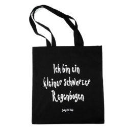Gothic Tasche Schwarzer Regenbogen - Produkt