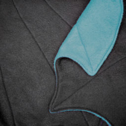 Baby Goth Blanket: Baby Bat Wrap - Zoom 1