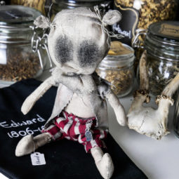Gothic Puppe Edward