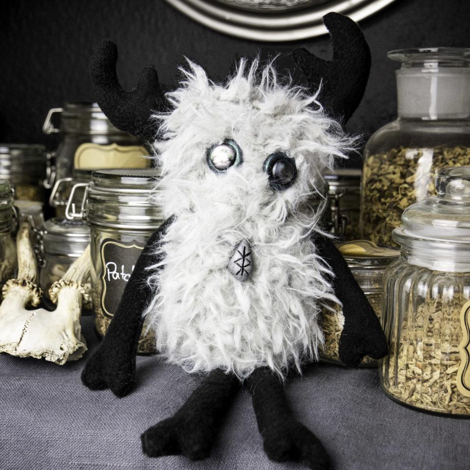 Creepy Creature Waldzwirbler
