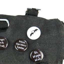 Gothic Button Fledi - Tasche