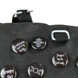 Gothic Button Papa Legba - Tasche