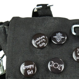 Gothic Button #SocialDistancing is part of my lifestyle - Tasche