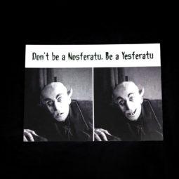 Gothic Postkarte - Nosferatu