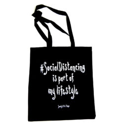 Gothic Bag Social Distancing - Product