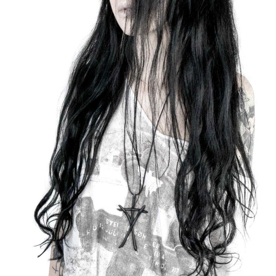 Hexen Kette Spooky Baumgehängsel - Gothic Girl