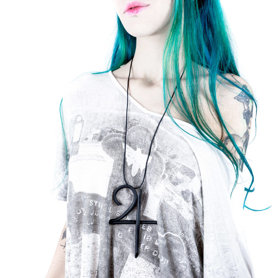 Halskette Jupiter - Gothic Girl