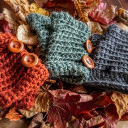 Pagan Woll-Handschuhe Samleren - alle Farben