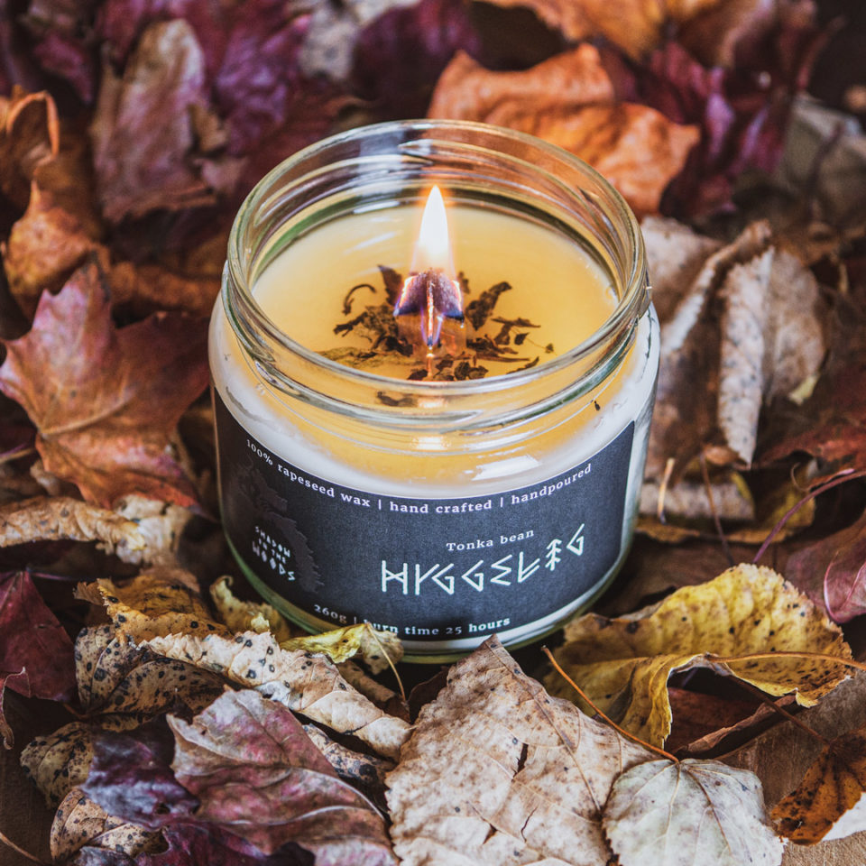 Pagan Aromatic Candle Hyggelig