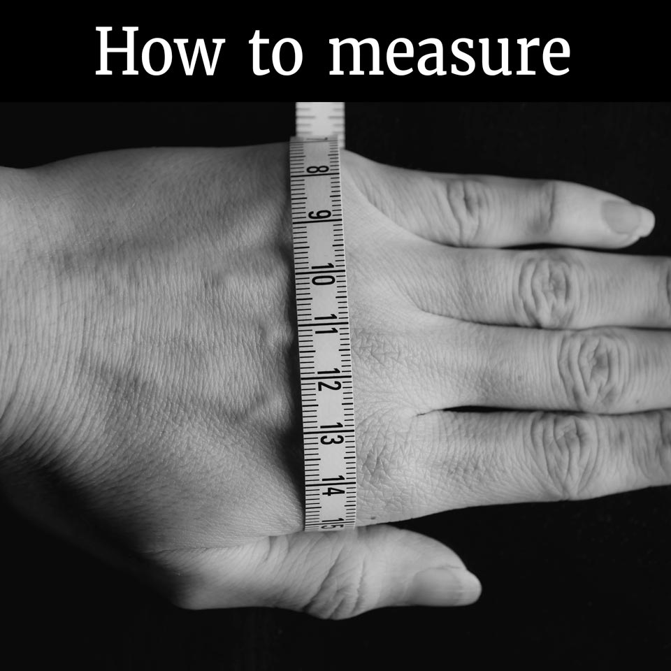 Measure Gloves