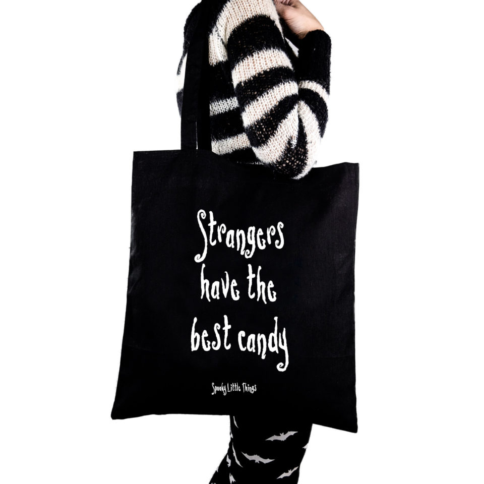 Gothic Tasche Strangers - Gothgirl