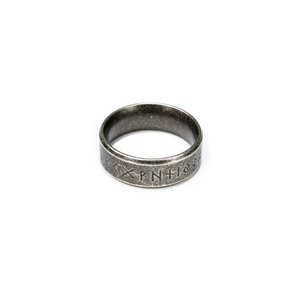 Eldre Futhark Wikinger Ring - Produktbild 2