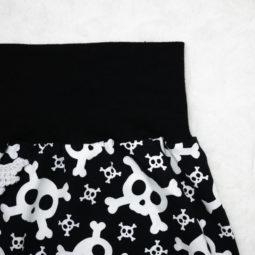Gothic Baby Pumphose - Skulli