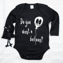 Gothic Baby Body langarm - Balloon
