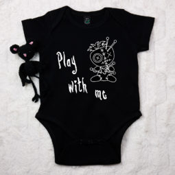Gothic Baby Body - Play with me