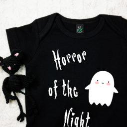 Gothic Baby Bodysuit - Horror of the Night