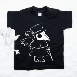 Gothic Baby T-Shirt - Pestly