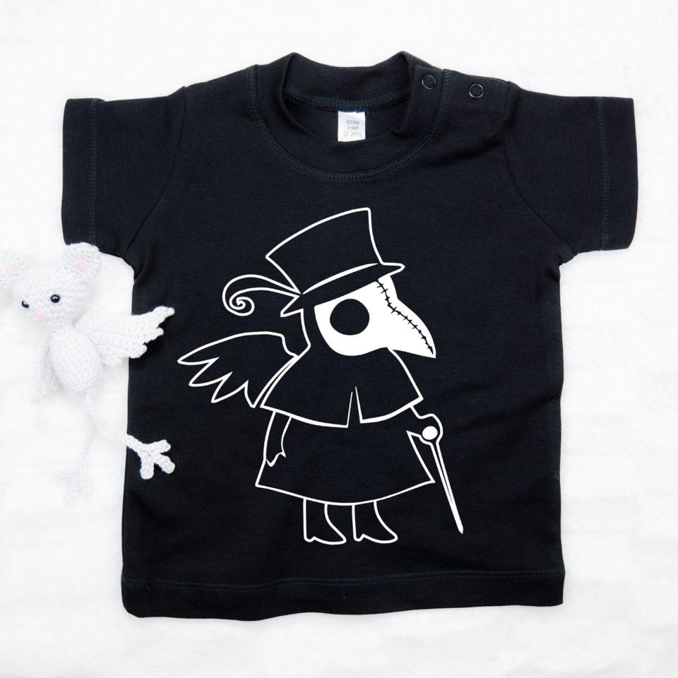 Gothic Baby T-Shirt - Pestchen