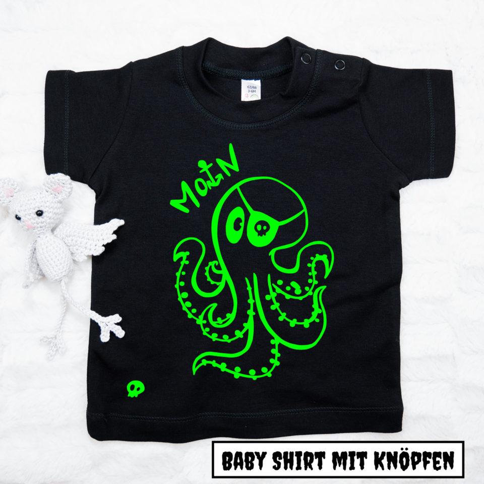 Gothic Baby T-Shirt - Kraki
