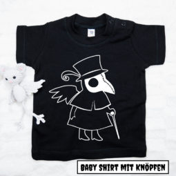 Gothic Baby T-Shirt - Pestly