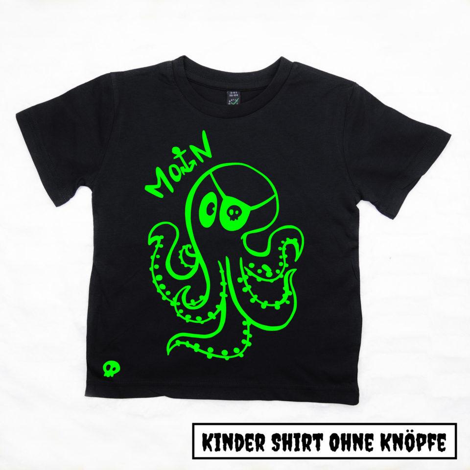 Gothic Kinder T-Shirt - Kraki